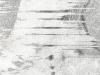 Palimpseste09 ecriture photocopie et reecriture sur papier.